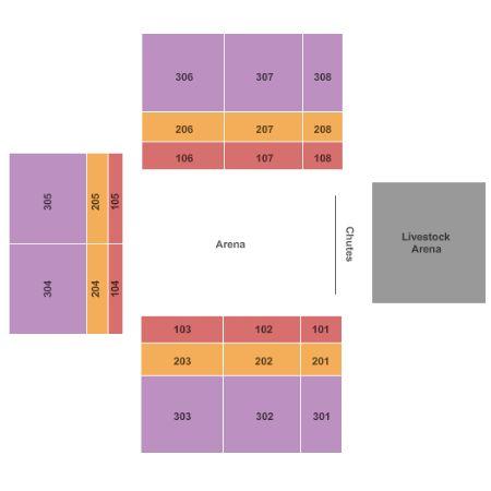 Winstar world casino seating chart