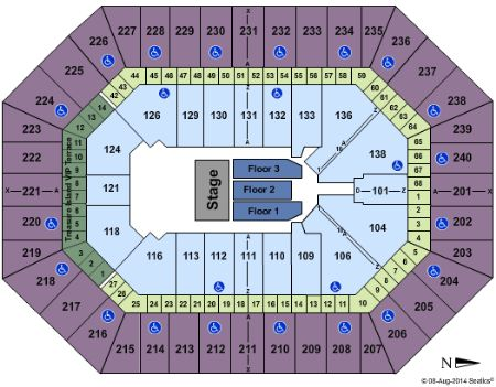 U s bank theater at target center tickets and u s bank theater at