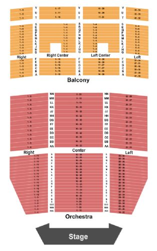 Uptown theater kc tickets and uptown theater kc seating chart
