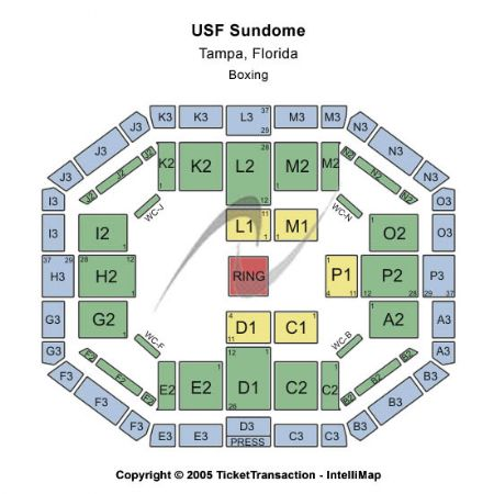 USF Sundome