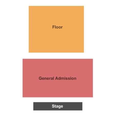 Variety Playhouse Tickets And Variety Playhouse Seating