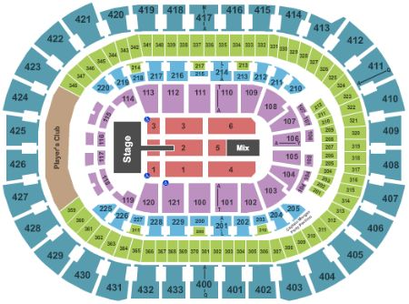 verizon center tickets and verizon center seating chart verizon wireless arena seating chart verizon wireless