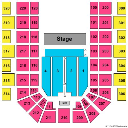 Seating chart for verizon wireless amphitheater pictures to pin on