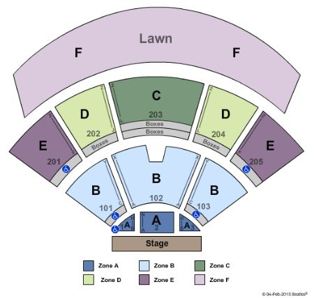 Images Of The Virginia Beach Amphitheater