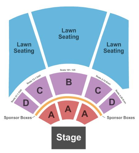 Walmart Amp Tickets And Walmart Amp Seating Chart Buy