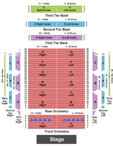 Abravanel hall tickets and abravanel hall seating chart buy