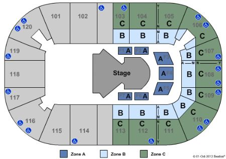 agganis arena seating chart with rows: Agganis arena tickets and agganis arena seating chart buy