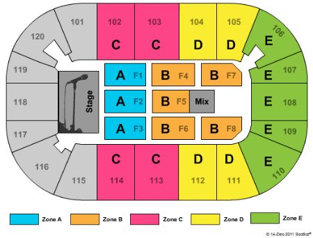 Agganis arena tickets and agganis arena seating chart buy agganis