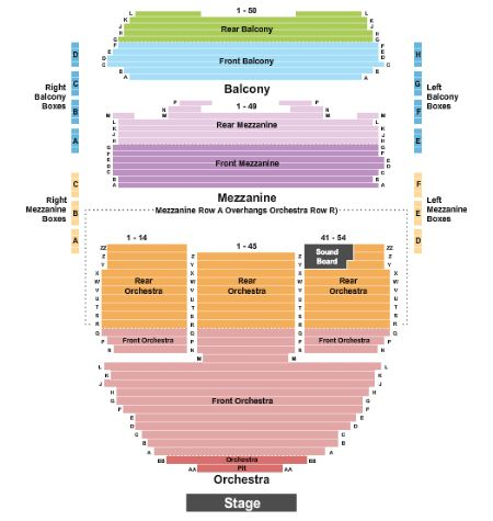 Ahmanson theatre tickets and ahmanson theatre seating chart buy