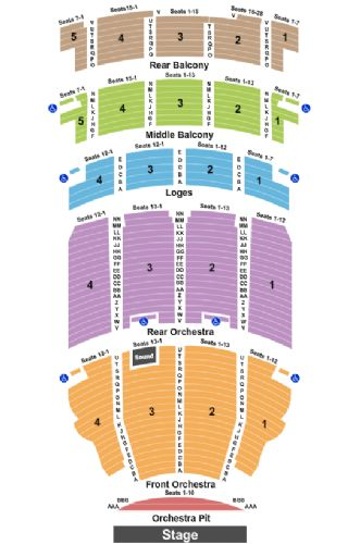 Akron civic theatre tickets and akron civic theatre seating chart