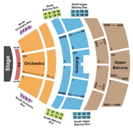 Albany Municipal Auditorium Tickets And Albany Municipal