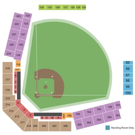 Alex box stadium tickets and alex box stadium seating chart buy