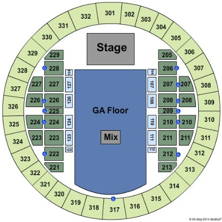 Alliant Energy Center Coliseum Tickets And Alliant Energy