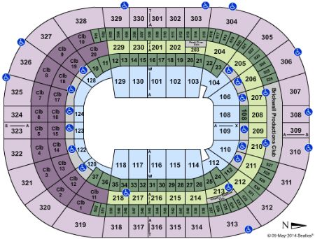 Amalie Arena Tickets And Amalie Arena Seating Chart Buy