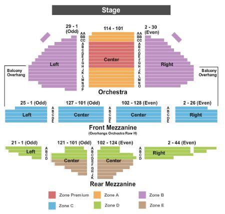 Ambassador Theater Seating Chart Nyc Brokeasshome Com