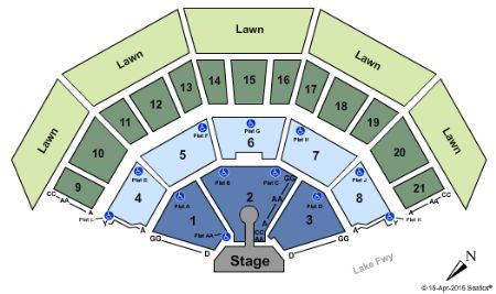 American Family Insurance Amphitheater Tickets And American