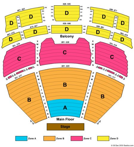 American music theatre tickets and american music theatre seating