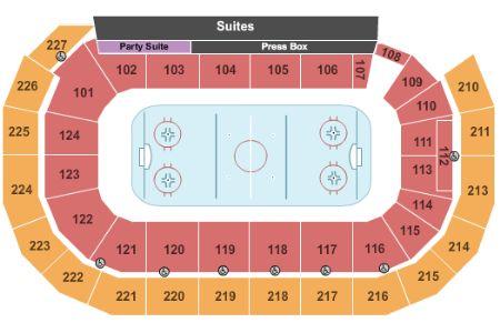 Decc Arena Duluth Entertainment Convention Center