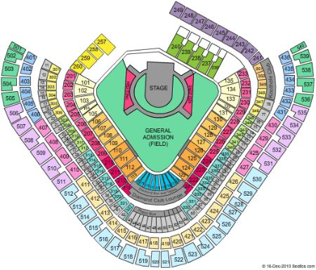 Angel stadium tickets and angel stadium seating chart buy angel