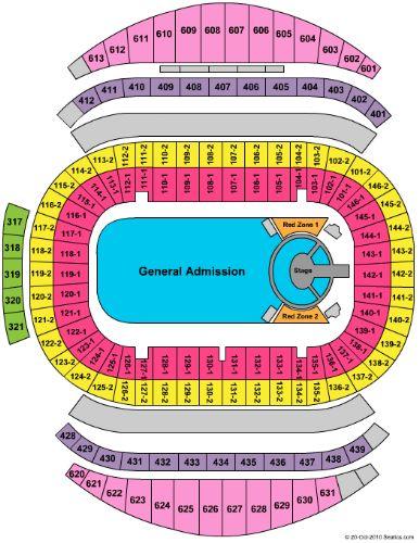 Anz Stadium Tickets And Anz Stadium Seating Chart Buy