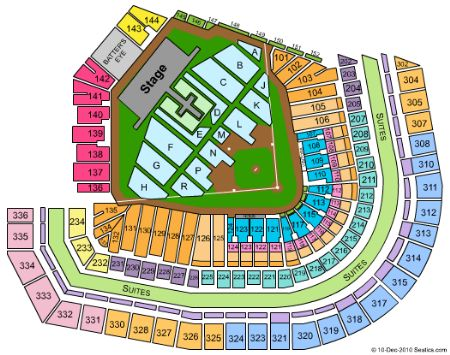 at&t park tickets and at&t park seating chart - buy at&t park san
