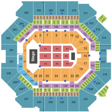 Barclays center tickets and barclays center seating chart buy