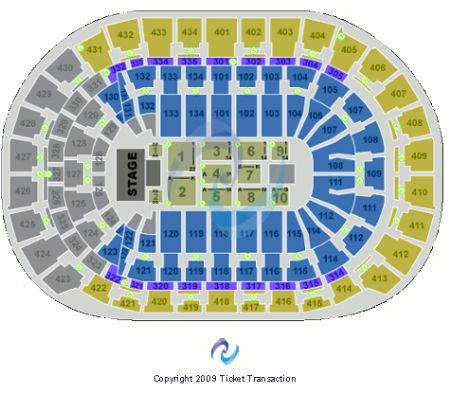 BB&T Center Tickets and BB&T Center Seating Chart - Buy BB ...