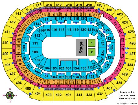 Bb t center tickets and bb t center seating chart buy bb t