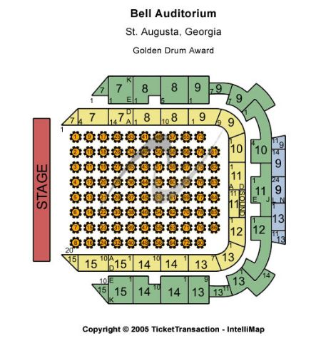 Bell auditorium augusta ga seating chart elcho table