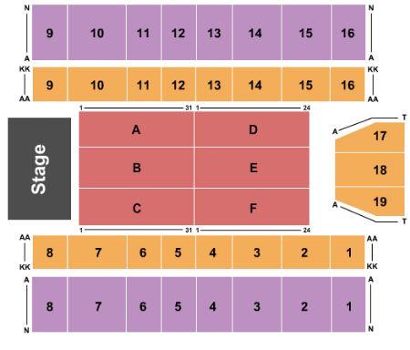 Big Sandy Superstore Arena Tickets And Big Sandy Superstore Arena