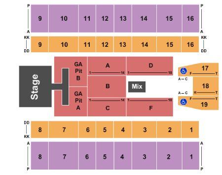 Big Sandy Superstore Arena Tickets And Big Sandy Superstore