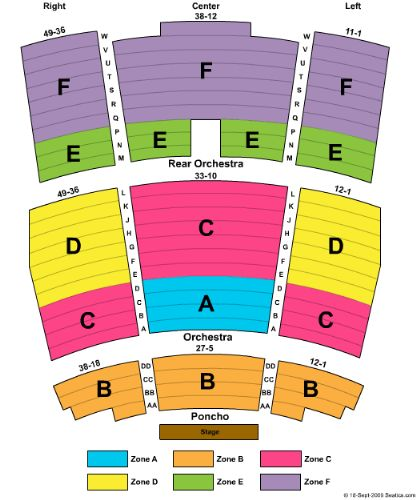 blue man group orlando seating chart: Blue man group theatre tickets and blue man group theatre seating