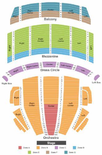 Boston opera house tickets and boston opera house seating chart
