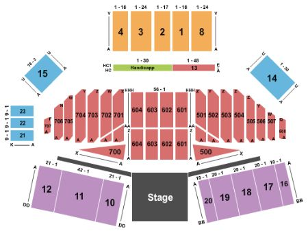 California Mid State Fair Grounds Tickets And California Mid State Fair Grounds Seating Chart Buy California Mid State Fair Grounds Paso Robles Tickets Ca At Stub Com
