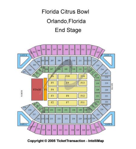 Camping world stadium tickets and camping world stadium seating