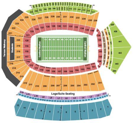 Papa Johns Cardinal Stadium Tickets And Papa Johns