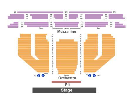 Carolina theater tickets and carolina theater seating chart buy