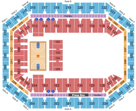 Carrier Dome Tickets And Carrier Dome Seating Chart Buy Carrier