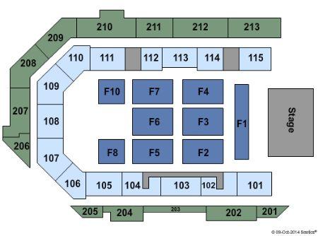 Centurylink Arena Tickets And Centurylink Arena Seating Chart Buy