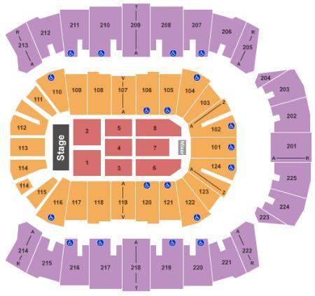 Centurylink Center Tickets And Centurylink Center Seating Chart