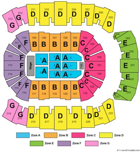 Centurylink center omaha ne seating chart best picture of chart