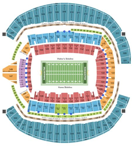 Centurylink Field Tickets And Centurylink Field Seating