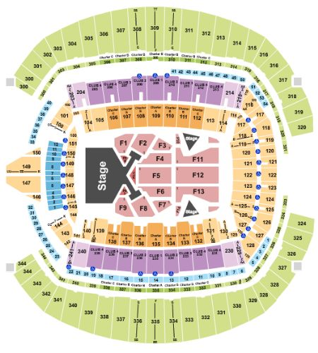 CenturyLink Field Tickets and CenturyLink Field Seating Chart - Buy on