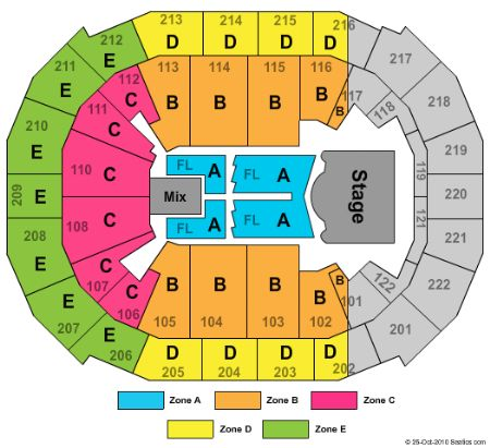 Chaifetz arena tickets and chaifetz arena seating chart buy