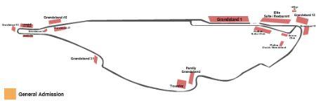 Circuit Gilles Villeneuve Tickets And Circuit Gilles