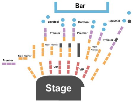 City Winery Dc Tickets And City Winery Dc Seating Chart Buy City