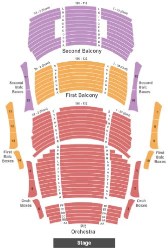 Clay center tickets and clay center seating chart buy clay center