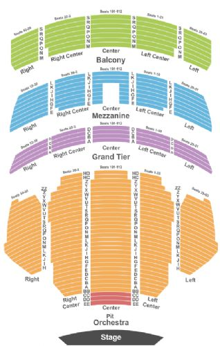 Copley symphony hall tickets and copley symphony hall seating