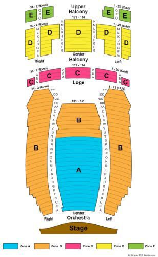 Count basie theatre tickets and count basie theatre seating chart