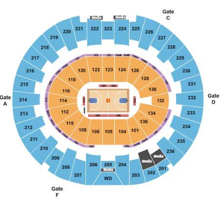 Crisler Arena Tickets And Crisler Arena Seating Chart Buy